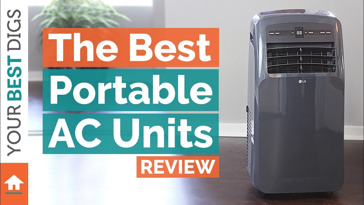 Best Portable Air Conditioner Review Youtube