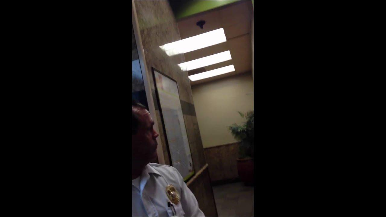 Mcdonalds security cam strip
