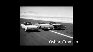 1965 Gulf Gasoline Commercial - NoNox 4 Power Gas.  Mercury Dodge & Oldsmobile