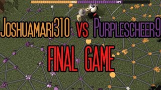 Risky Strats Tournament FINALS | Joshua vs Purplescheer Game 5
