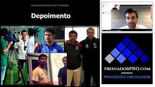 OPINIÃO RICARDO DUARTE PROFISSÃO TREINADOR