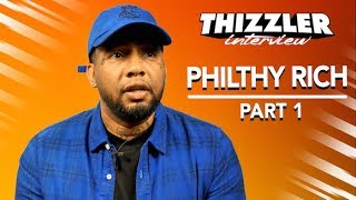 Philthy Rich on CML Lavish D's Oakland show, fake rappers and disloyal friends (Pt. 1)