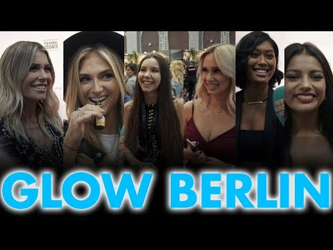 Don´t Drink and GLOW BERLIN 17
