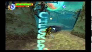 Maximo Vs. Army Of Zin walkthrough (PS2) level 7: Sinister Stones!! (Mastered)