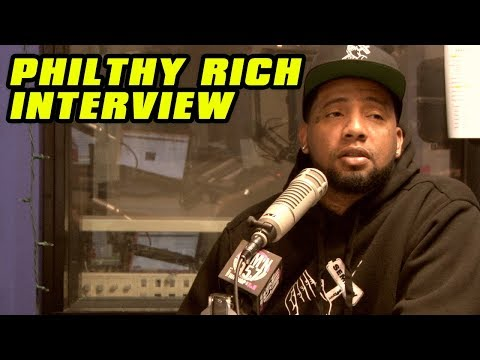 Philthy Rich On Rap Beefing, Being A Boss, Mixing Streets w Biz [EXCLUSIVE INTERVIEW]