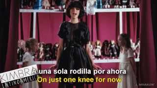 Kimbra - Settle Down (Lyrics English/Español Subtitulado) Official Video