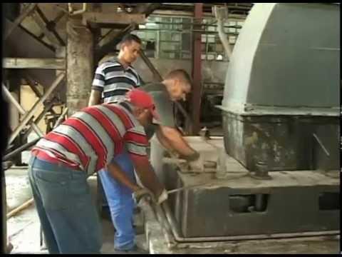 Reparan industria azucarera de Colombia en Las Tunas