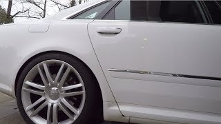 Lowering the Audi S8 Using VCDS ***Complete Walkthrough***
