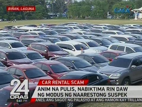 24 Oras: Mga nabiktima ng car rental scam, magdamag nagbantay sa Biñan police headquarters