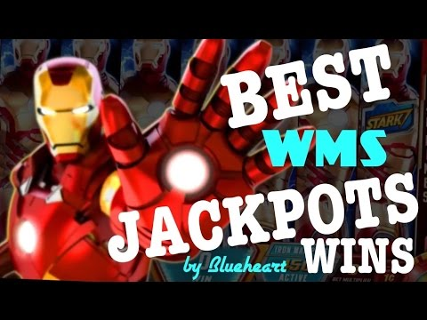 ★★ TOP 5 JACKPOTS★★ MY BEST SLOT MACHINE WINS from WMS GAMING