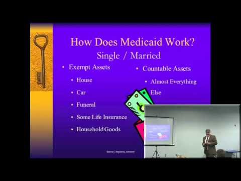 Simon Stapleton, Elder Law Attorney, Discusses Long Term Care Planning