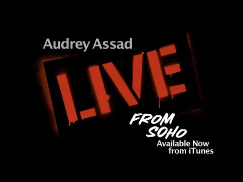 "Audrey Assad- iTunes ""Live from Soho"""