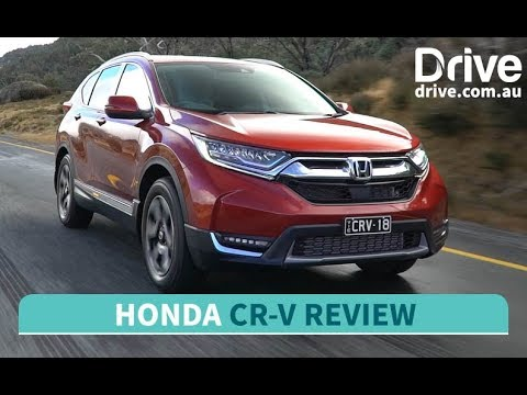 2017 Honda CR-V Review | Drive.com.au