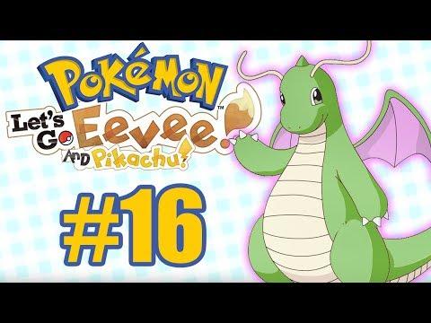 NOVO SHINY NO TIME E GINÁSIO! - Pokémon: Let's Go Eevee #16