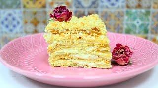 Торт Наполеон / Napoleon Cake