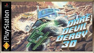 Dare Devil Derby 3D :: PSOne :: ПРОСТО ПОИГРАЕМ