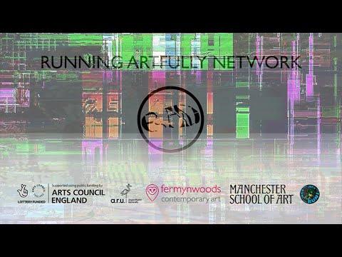 Running Artfully Network Trailer