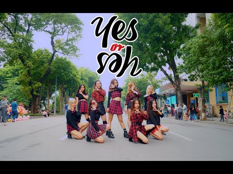 "[KPOP IN PUBLIC CHALLENGE] TWICE(트와이스) ""YES or YES"" Dance Cover By FGDance From Vietnam"