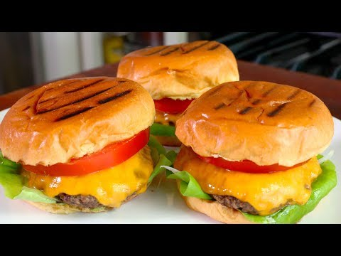How to Make Hamburgers (햄버거)