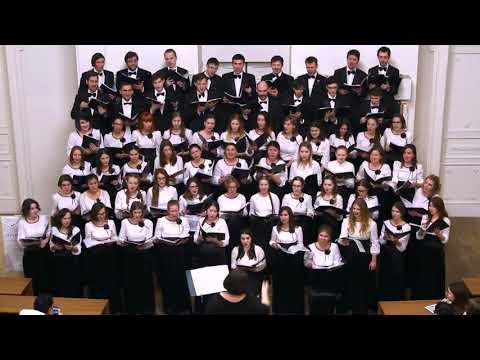 Зимний отчётный концерт Хоровой капеллы КФУ (15 декабря 2017)