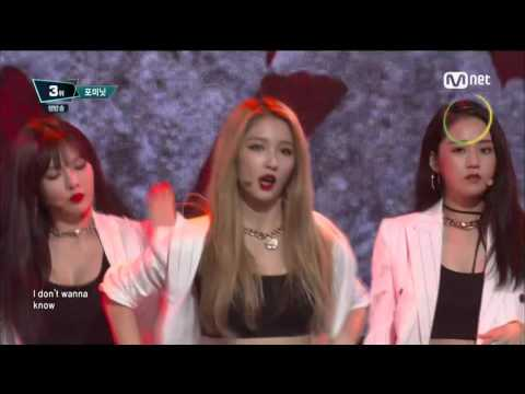 160218 4Minute - Hate @M! CountDown
