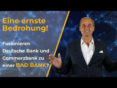 ❗️Eine ernste Bedrohung: Fusionieren Deutsche Bank und Commerzbank zu einer Bad Bank? | Florian Homm