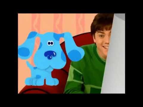 Blues Clues 4x24 Steve Goes To College Homemade End Credits