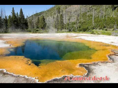 Yellowstone National Park Rv Parks >> What to see and do when visiting Yellowstone National Park - YouTube