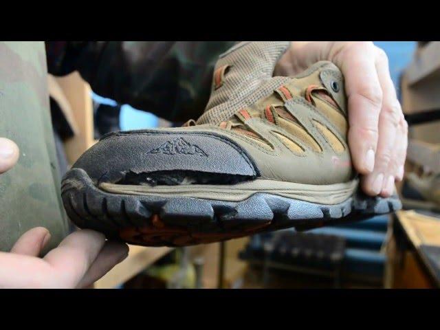 Смотреть ремонт обуви 173