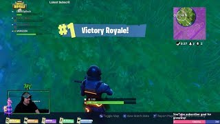 FORTNITE BATTLE ROYALE LIVESTREAM - SOLO AND SUB SQUADS - GIVEAWAY AT 200 SUBS