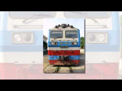 LOCOMOTIVES ARE OPERATING IN SOUTHERN REGION OF VIETNAM (Part 1)