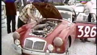 """""""Ladies First"""", 1956 Bmc Film On """"Legends Of Motorsport""""."""