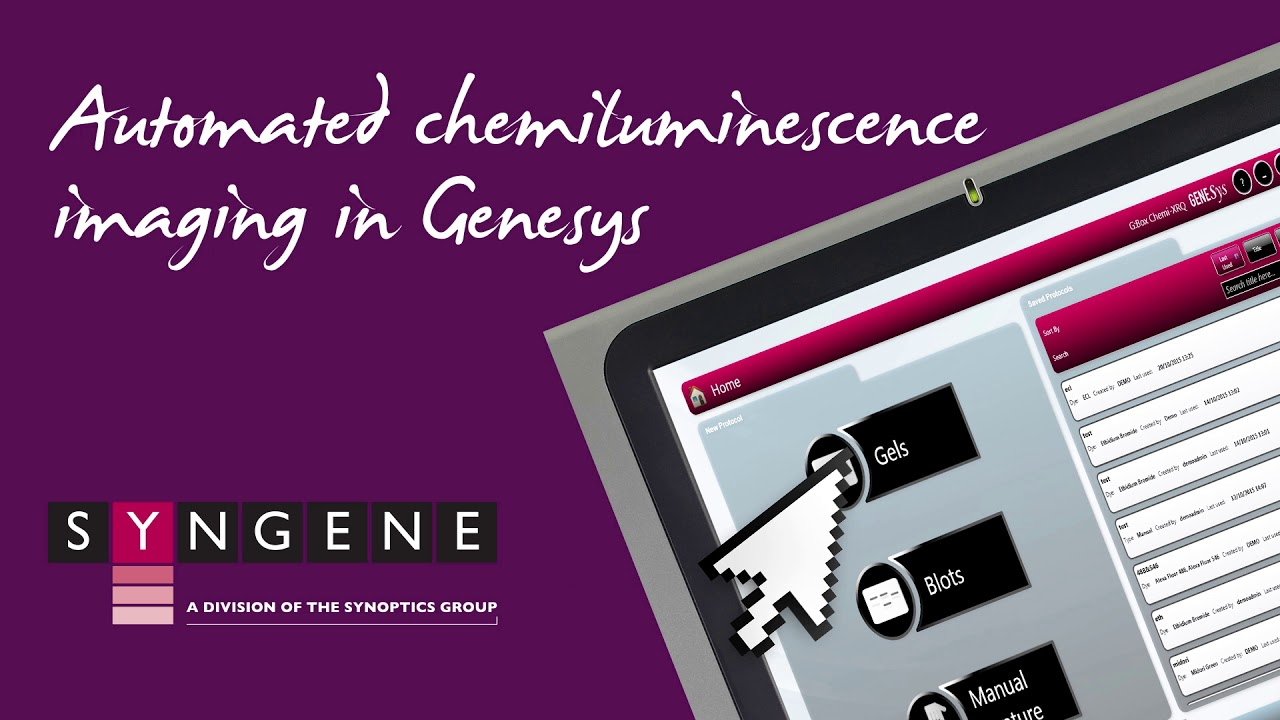 G:BOX Chemi XRQ  Gel imaging for fluorescence and chemiluminescence