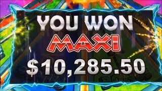 ★MASSIVE MAXI JACKPOT Bet $2.00☆MY BIGGEST JACKPOT EVER★STAR WATCH MAGMA (KONAMI) ☆HAPPY NEW YEAR !