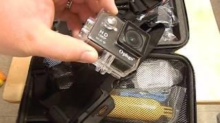 Ophgo W9R Action Camera Review