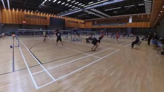 六羽 聯賽2017 女E 對Dream League 第六場