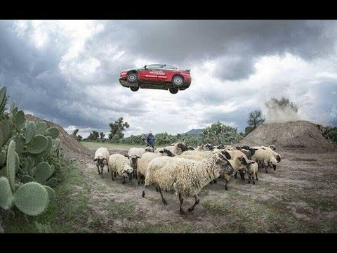 Amazing Car Wallpaper Amazing Rally Car Vs Base Race 115 Ft Car Jump Miles