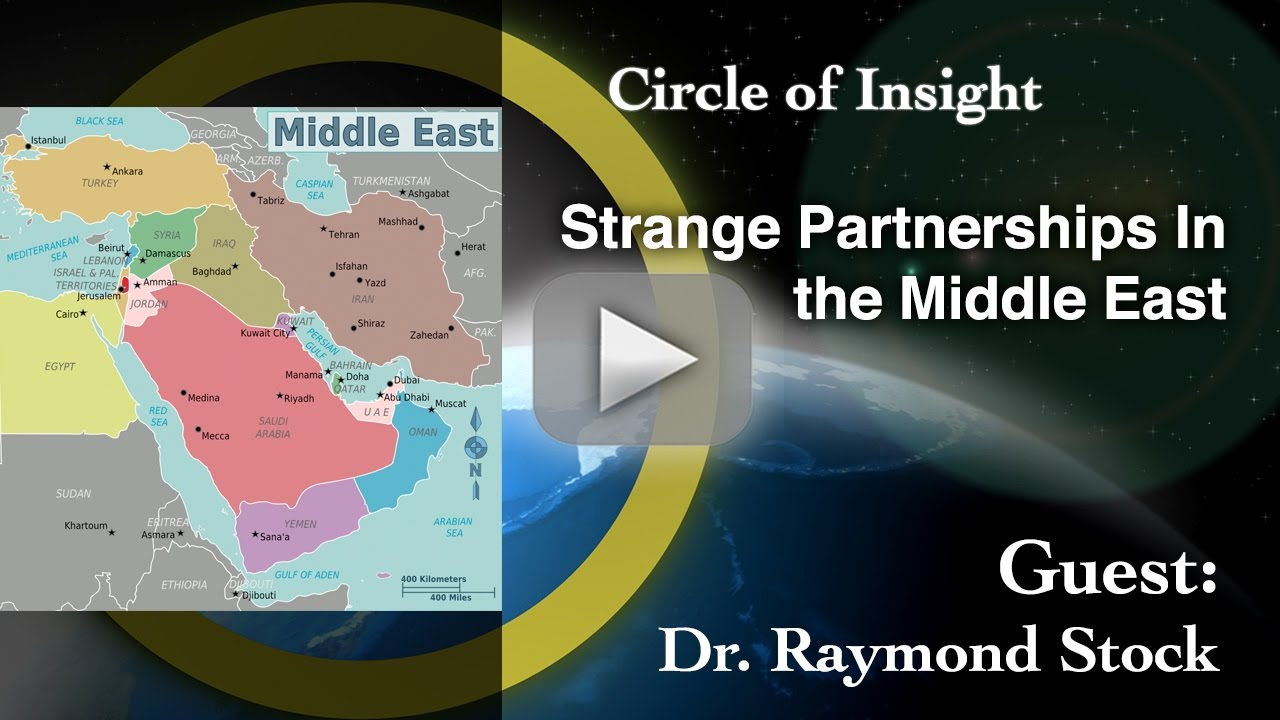 Strange Partnerships In the Middle East