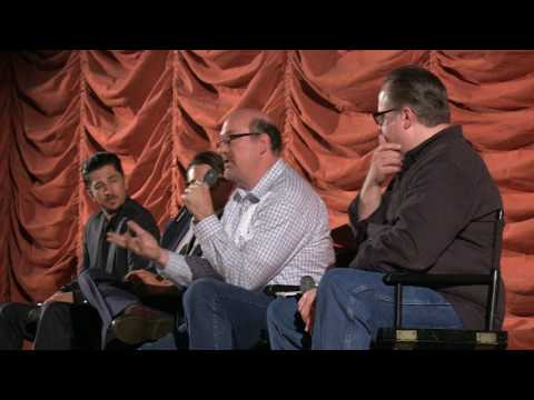 CCFF 2017 -  LUCKY with John Carroll Lynch, Logan Sparks and Drago Sumonja