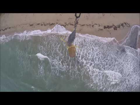 Heavy lift fishing drone - Helix 81