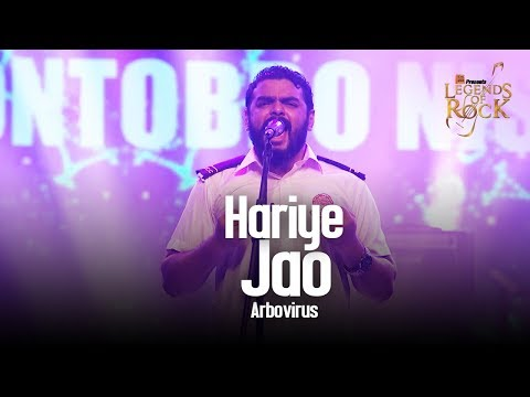 Hariye Jao  Arbovirus  Banglalink present&39;s Legends Of Rock