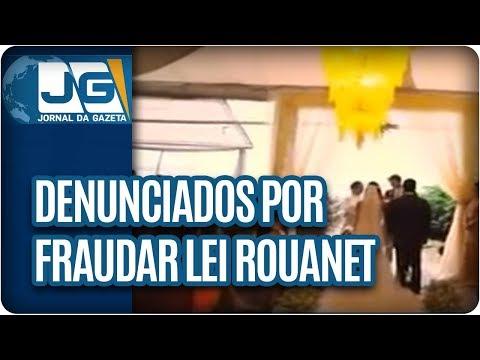 Denunciados por fraudar Lei Rouanet