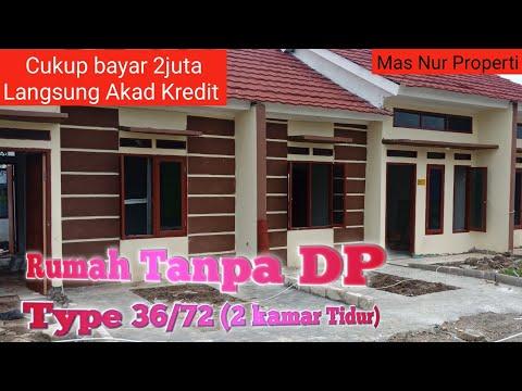 Rumah Murah Tanpa DP di Tambun Utara Bekasi