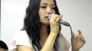『松田美穂Online Live』より。 視聴者様よりリクエストいただいた楽曲...