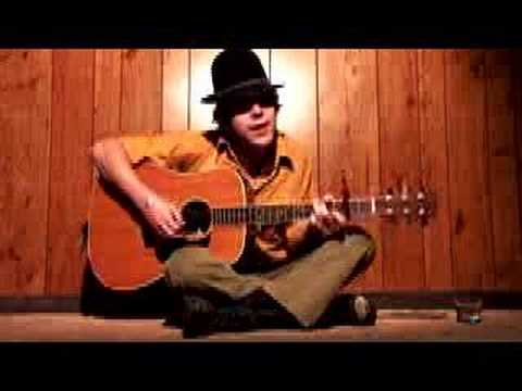 "Langhorne Slim Sings ""I Love You, But Goodbye"""