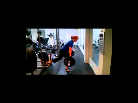 Ottawa Personal Training: Single leg RDL