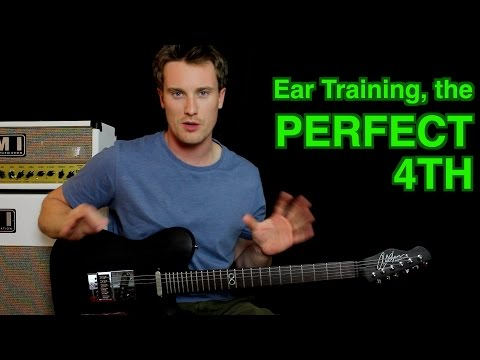 Ear Training: Practice the Perfect 4th Interval (Aural Training)