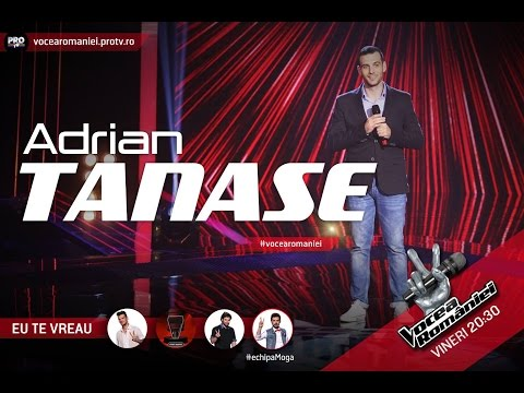 Adrian Tanase-When a man loves a woman-Auditii pe nevazute Ed.6-Vocea Romaniei 2015-Sezon5