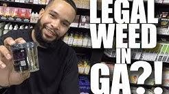 Buying Legal Cannabis in Georgia