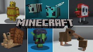 Ten Minecraft Mods That Add Helpful Mobs Forge 1.15.2 Edition
